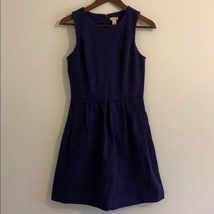 J Crew Factory dress with pockets XS